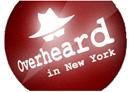 OverHeard in New York Logo