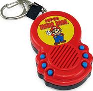 Super Mario Bros. Sound FX Keychain