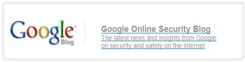 Google Online Security Blog