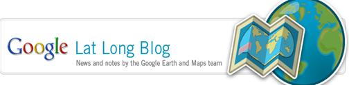 Google Lat Long Blog