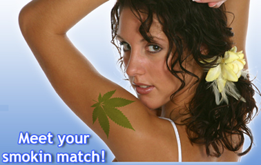 Meet your smoking match!""